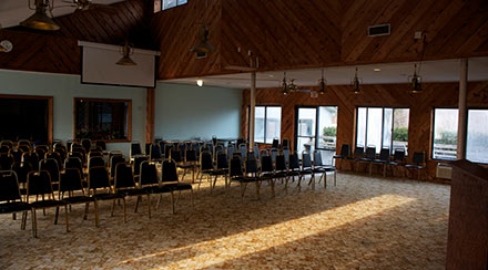 Conference center at Glenwood Inn